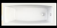Акриловая ванна Domani-Spa Rest, вид сверху