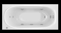 Ванна Domani-Spa Classic гидромассажем