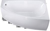 Ванна Domani-Spa Style (комплектация с экранами, вид сверху)