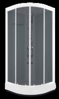 ДК Domani-Spa Light 88 ВГ, Белые стенки, тонированные стекла