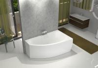 Ванна Domani-Spa Style R в интерьере