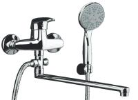 Смеситель для ванны Domani-Spa Sleek D612