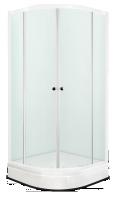 Душевое ограждение Domani-Spa Fit 99 (матовые стекла)