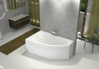 Ванна Domani-Spa Style L в интерьере