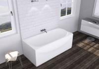 ванна Domani-spa Classic (в интерьере)