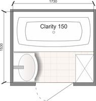Ванна Domani-Spa Clarity 150 (чертеж раздельный санузел).jpg